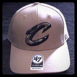 '47 adjustable Camo Cleveland Cavaliers camo hat